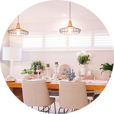 interior designers sydney dining room