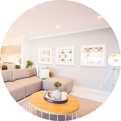 interior designers sydney living room