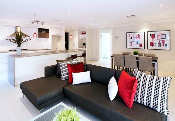 interior designers sydney living room image