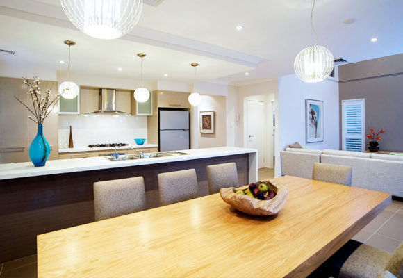 allworth homes insideoutside design waterford dining room