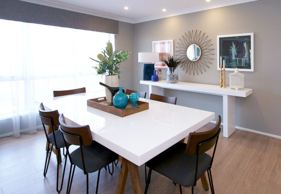 allworth homes insideoutside design serbing dining room